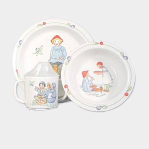 KIDS-TABLE_Childrens_Blueberry_Dish_Set