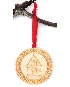 Ingebretsen's Chip Carved Ornament 2021