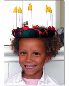 Plush Lucia Crown