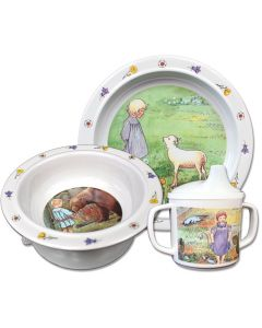 Beskow Songs Dish Set