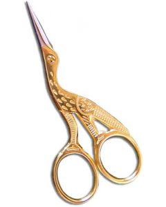 "Permin 3½"" Stork Scissors"