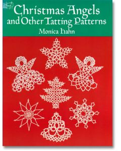 Christmas Angels Tatting Book