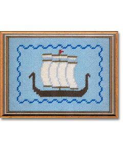 Kathy's Viking Ship Chart