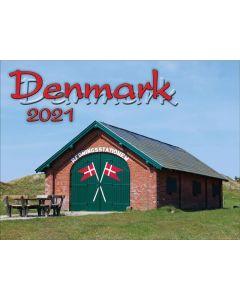 NordisKal Denmark Calendar 2021