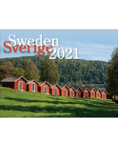 NordisKal Sweden Calendar 2021