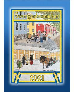Sverigealmanackan Calendars 2021