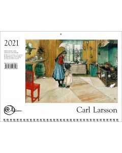 Carl Larsson Calendar 2021 from Berquist