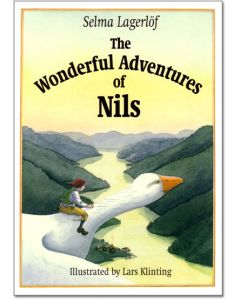 The Wonderul Adventures of Nils Picture Book