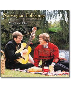 Norwegian Folksongs Vol 2