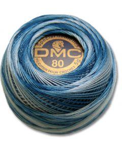 DMC Tatting Thread - Blue and White