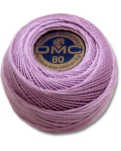 DMC Tatting Thread - Rosy Pale Lavender