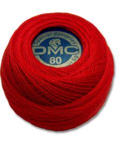 DMC Tatting Thread - Red