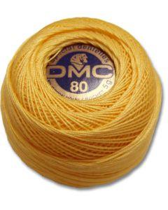 DMC Tatting Thread - Dandelion Yellow