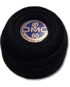 DMC Tatting Thread - Noir