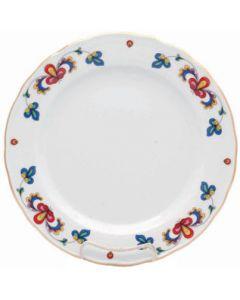 """Farmer's Rose Dinner Plate 9.5"""""""