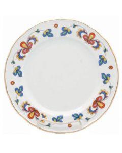 Farmer's Rose Salad Plate