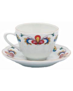 Farmer's Rose Large Cup or Saucer