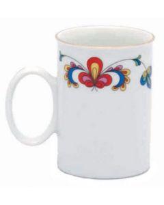Farmer's Rose Mug