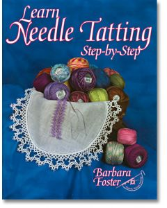 Learn Needle Tatting - Step by Step
