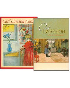 Carl Larsson Folio Notecards