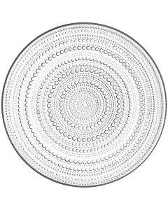 Clear Dewdrop Platter