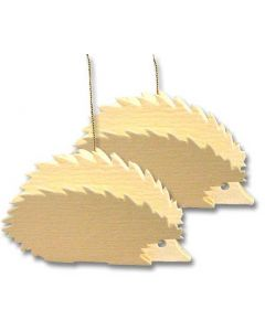 Proongily Hedgehog Ornaments