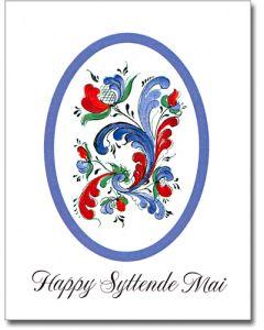 Happy Syttende Mai Card