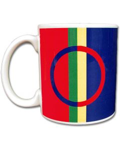 Sami Flag Mug