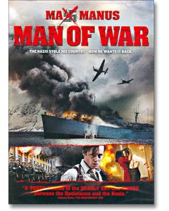 Max Manus: Man of War DVD