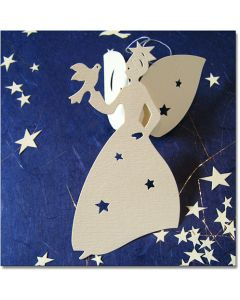 Proongily Star Fairy Ornament