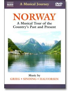 DVD A Musical Journey: Norway Past and Present