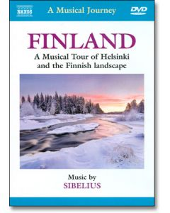 DVD  A Musical Journey: Finland