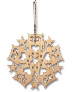 Circle of Owls Ornament