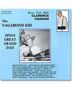 #4 LP The Vagabond Kid Sings Great Grand Dad