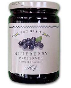 Hafi Wild Blueberry Preserves