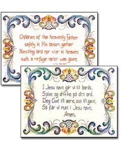 Norwegian Table Prayer Kit