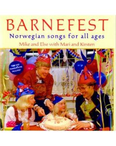 Barnefest - Norwegian Songs for All Ages