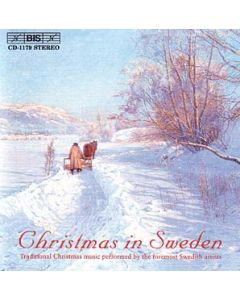Christmas in Sweden- Various Artists