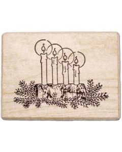 Julkubbe Rubber Stamp
