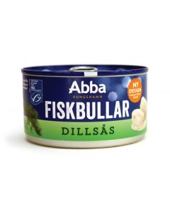 Abba Fishballs in Dill Sauce