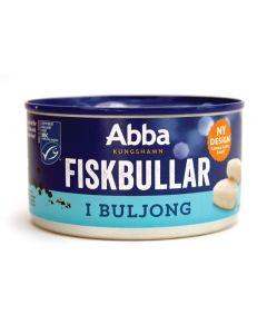 Abba Fishballs