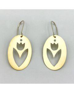 Dottir Alma Earrings