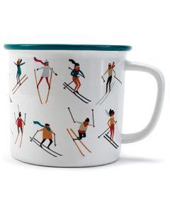 Alpine Skiers' Mug