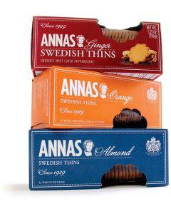 Anna's Pepparkakor