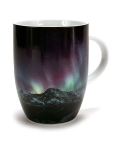 Ånnfjorden Northern Lights Mug