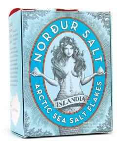 Norður Arctic Sea Salt Flakes Box