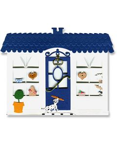 Bakery Shop Die-Cut