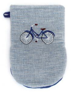 Bicycle Oven Mitt