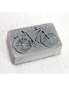 Bicycle Cardamom Soap
