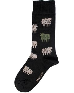 Black Sheep Socks by Bengt & Lotta